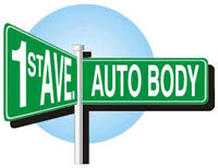 1st Avenue Auto Body
