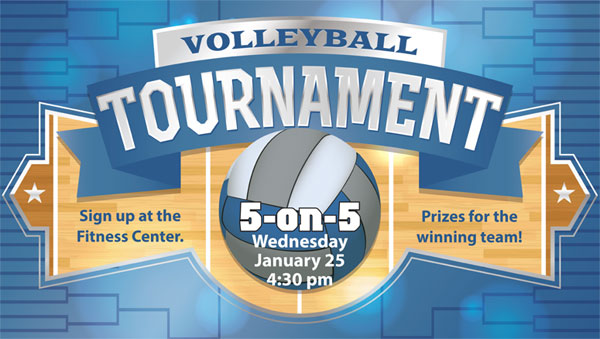 5-on-5 Volleyball Tournament