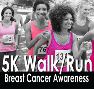 Breast Cancer Awareness Fun Run/Walk