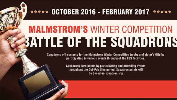 Malmstrom Winter Competition