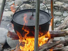 Intro to Dutch Oven Cooking