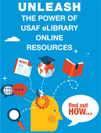 USAF eLIBRARY ONLINE RESOURCES