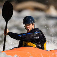 Kayak Roll and Intro to Strokes Class