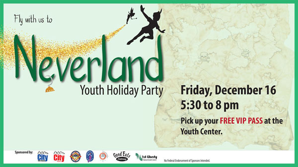 Neverland Youth Party