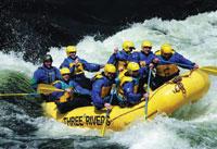 Blackfoot Whitewater Rafting