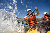 Extreme Whitewater Lochsa Weekend
